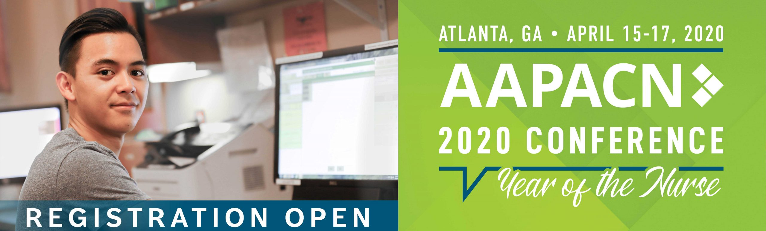 Photo of nurse assessment coordinator planning to attend AAPACN Conference April 15-17, 2020 in Atlanta