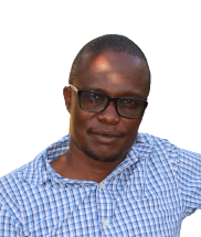 James Onyango Ochieng, AAPACN Foundation 2021 Scholarship Recipient