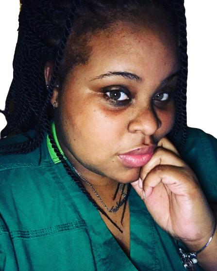 Tashawnna Ellis, AAPACN Foundation 2021 Scholarship Recipient