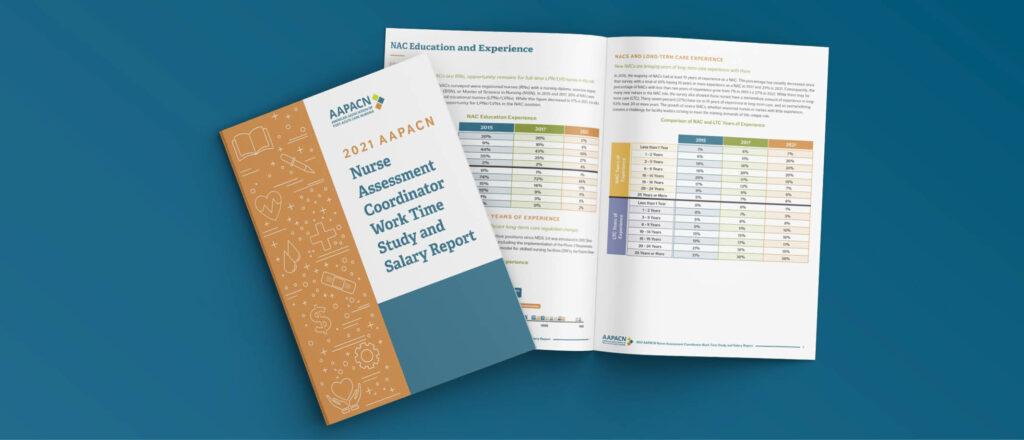 AAPACN's 2021 NAC Work Time Study report