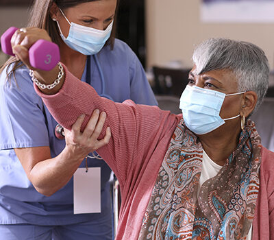 Involve the Therapy Team to Address Changes in Condition and Improve Resident Outcomes in Nursing Homes